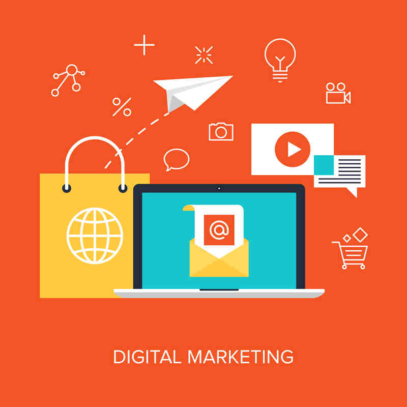 Multi-Channel Digital Marketing Campaign