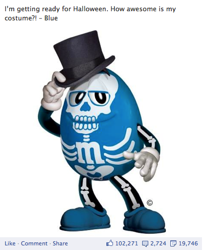 m and ms funny post