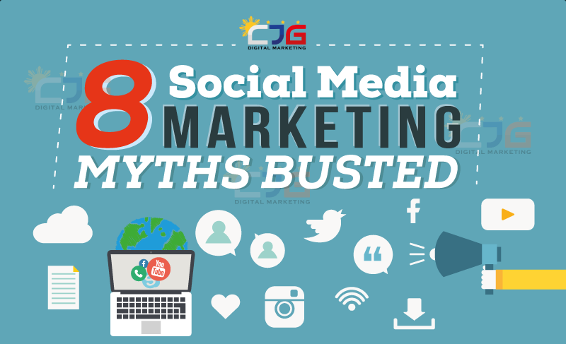 social media marketing myths busted